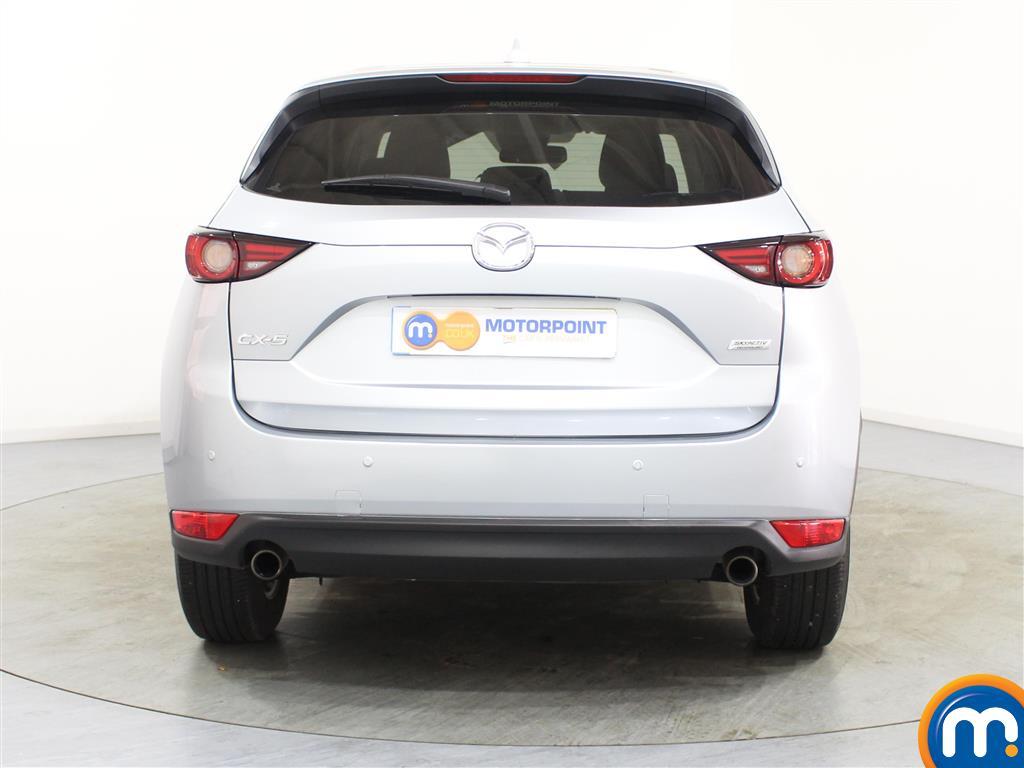 Mazda Cx-5 Se-L Nav Manual Petrol Estate - Stock Number (957689) - Rear bumper