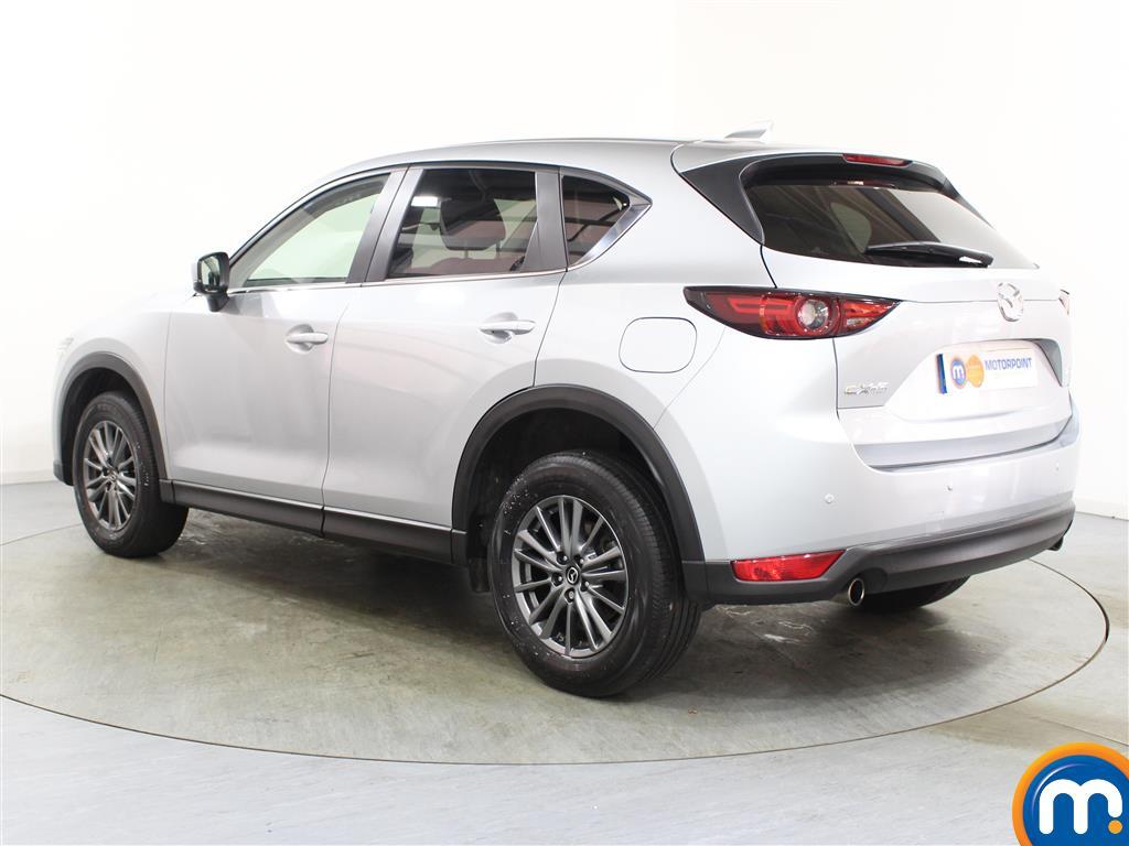 Mazda Cx-5 Se-L Nav Manual Petrol Estate - Stock Number (957689) - Passenger side rear corner