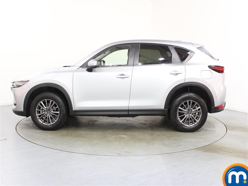 Mazda Cx-5 Se-L Nav Manual Petrol Estate - Stock Number (957689) - Passenger side