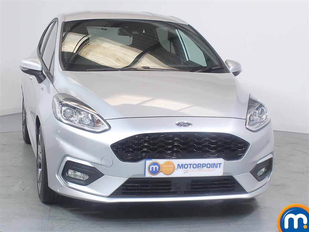 Ford Fiesta St-Line Manual Petrol Hatchback - Stock Number (960602) - Front bumper