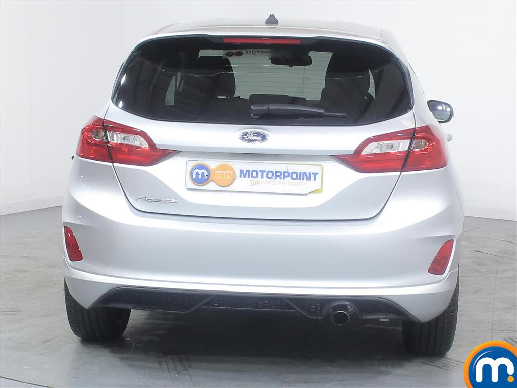Ford Fiesta St-Line Manual Petrol Hatchback - Stock Number (960602) - Rear bumper