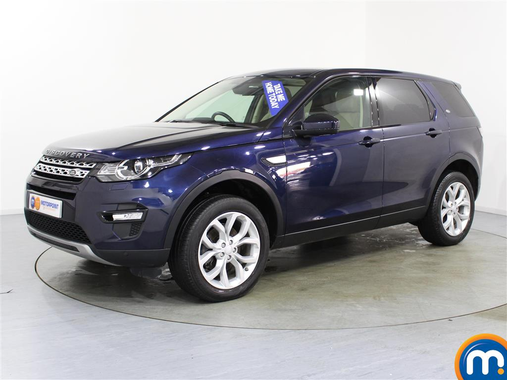 Land Rover Discovery Sport HSE - Stock Number (958988) - Passenger side front corner