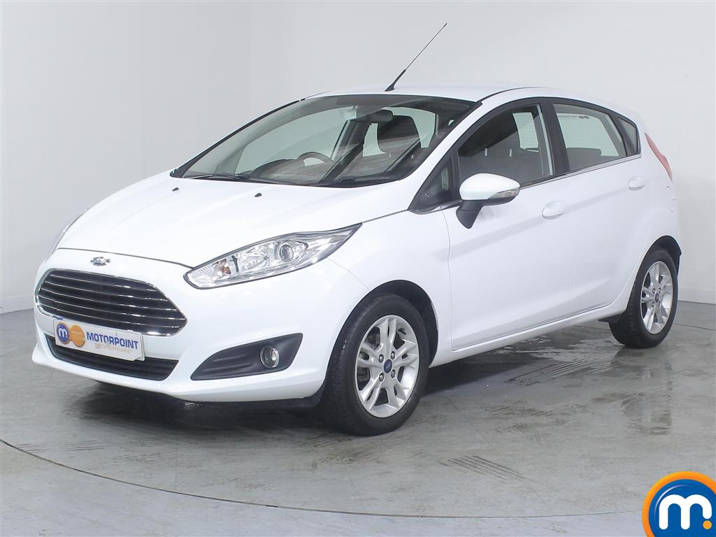 Ford Fiesta Zetec - Stock Number (964540) - Passenger side front corner