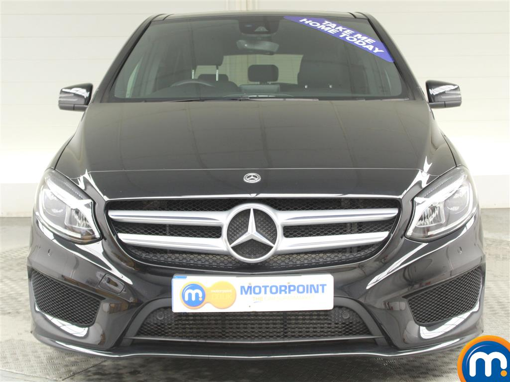 Mercedes-Benz B Class Amg Line Automatic Diesel Hatchback - Stock Number (952065) - Front bumper