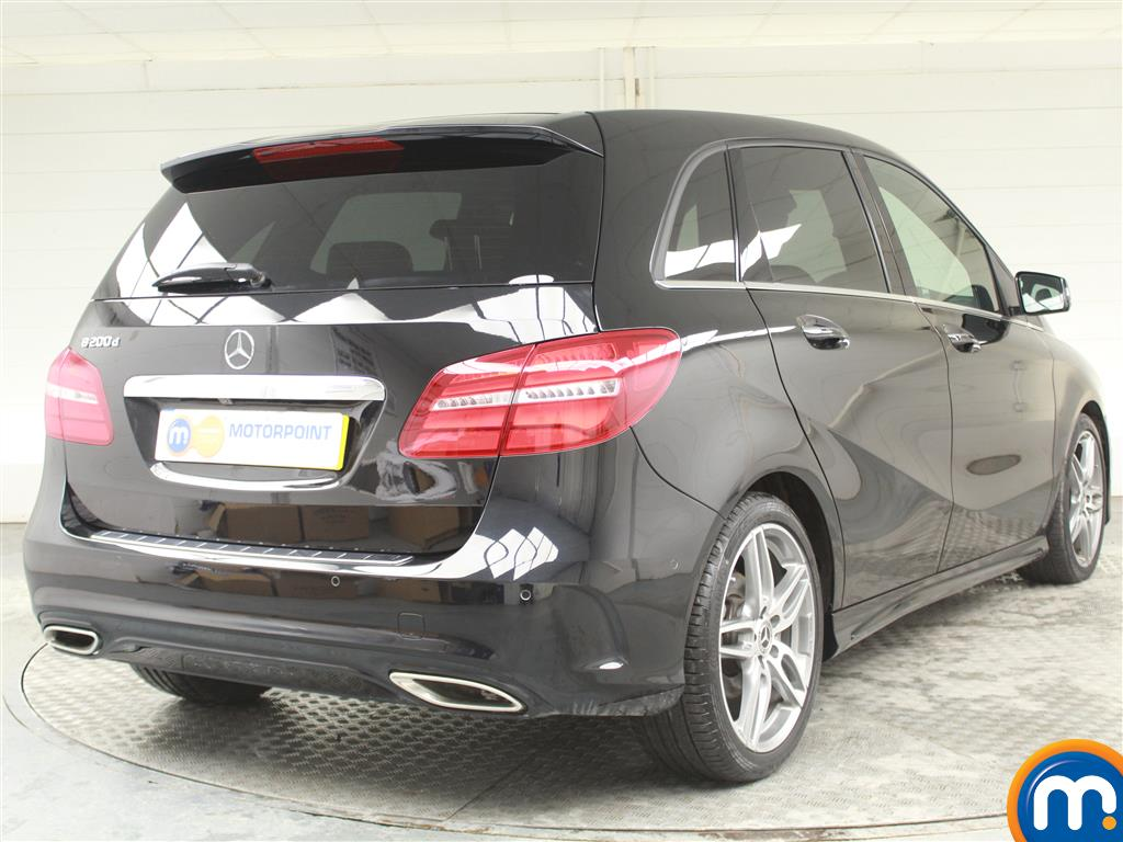 Mercedes-Benz B Class Amg Line Automatic Diesel Hatchback - Stock Number (952065) - Drivers side rear corner
