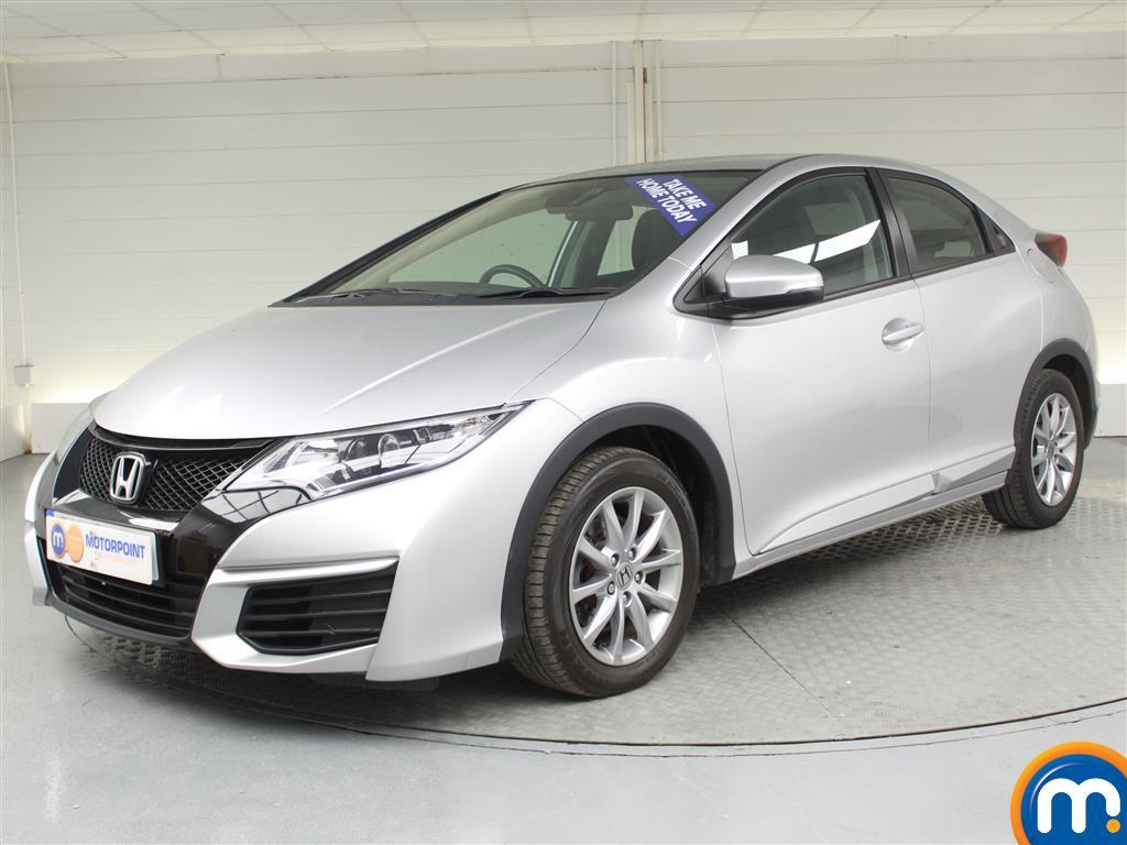 Honda Civic S - Stock Number (957422) - Passenger side front corner