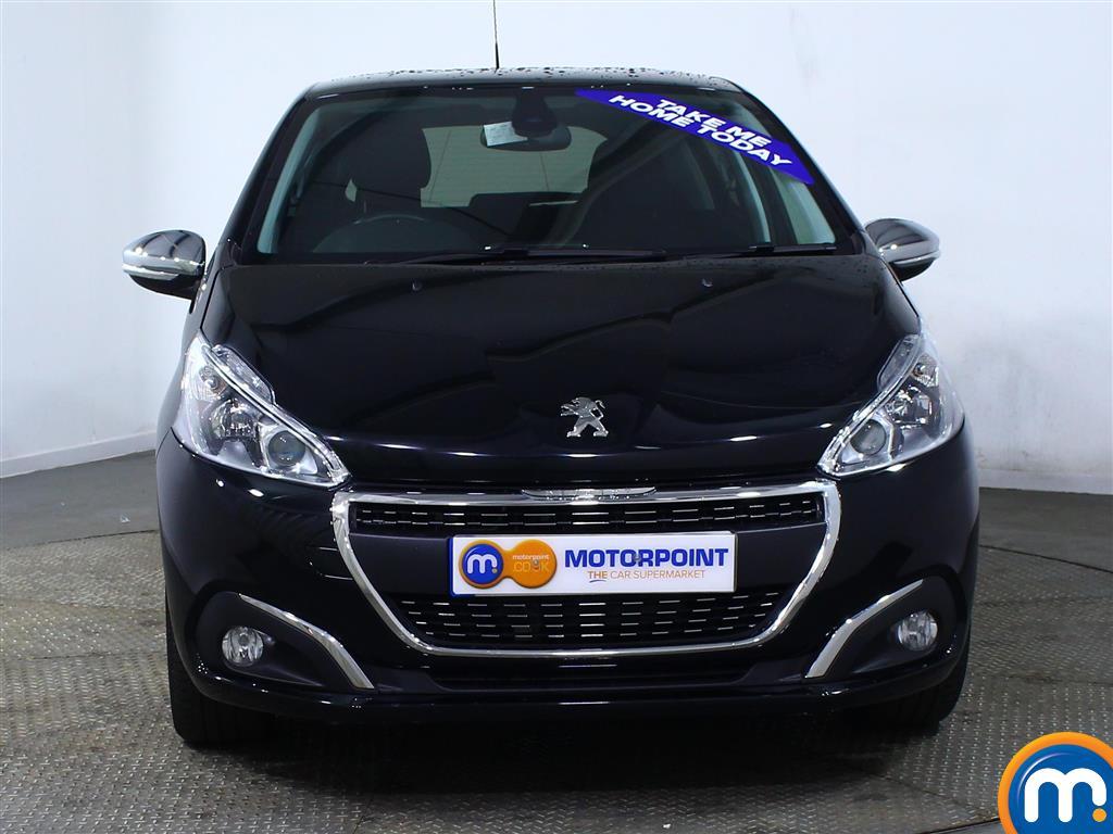 Peugeot 208 Allure Manual Petrol Hatchback - Stock Number (957850) - Front bumper