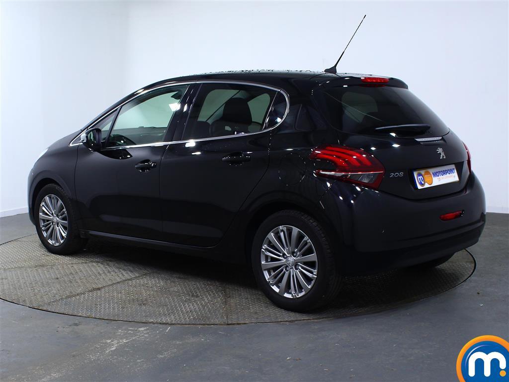 Peugeot 208 Allure Manual Petrol Hatchback - Stock Number (957850) - Passenger side rear corner
