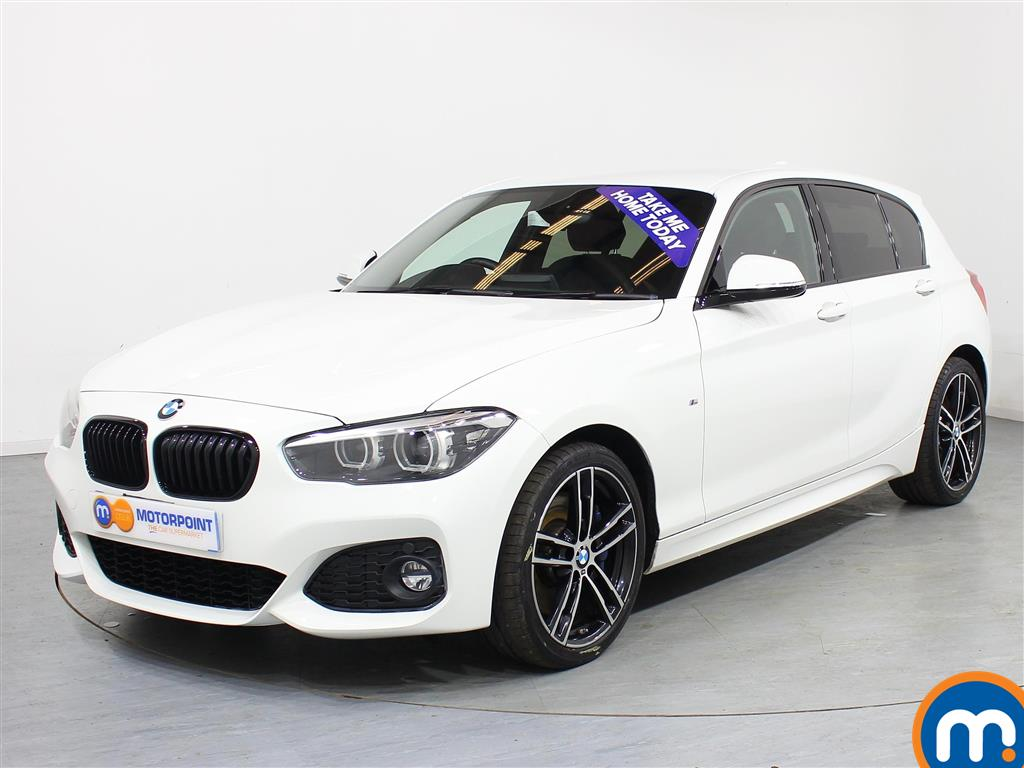 BMW 1 Series M Sport Shadow Edition - Stock Number (951727) - Passenger side front corner