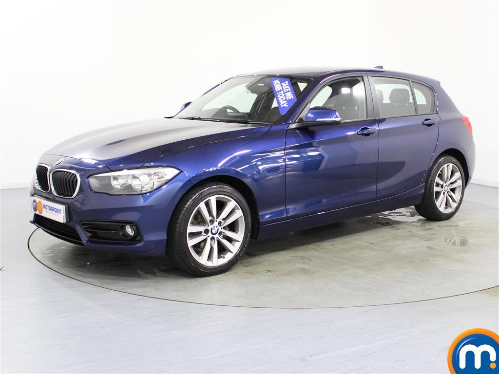 BMW 1 Series Sport - Stock Number (959968) - Passenger side front corner
