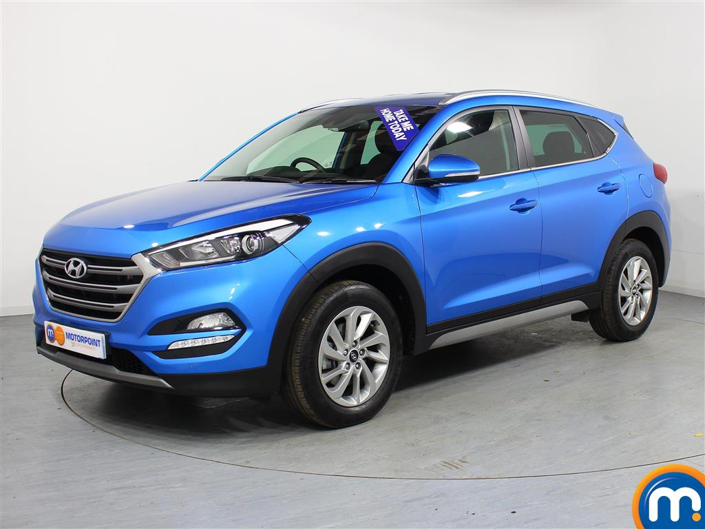 Hyundai Tucson Premium - Stock Number (960957) - Passenger side front corner