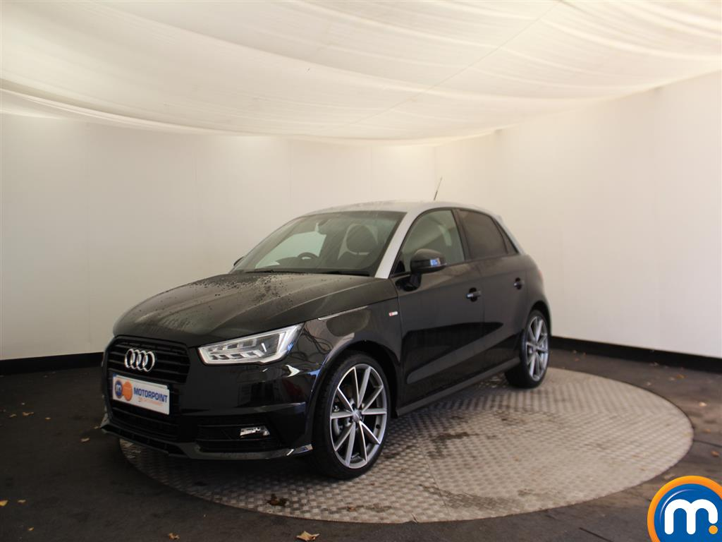 Audi A1 Black Edition - Stock Number (963093) - Passenger side front corner