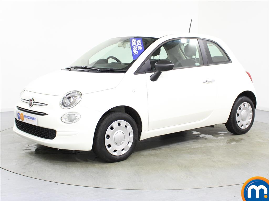 Fiat 500 Pop - Stock Number (962047) - Passenger side front corner
