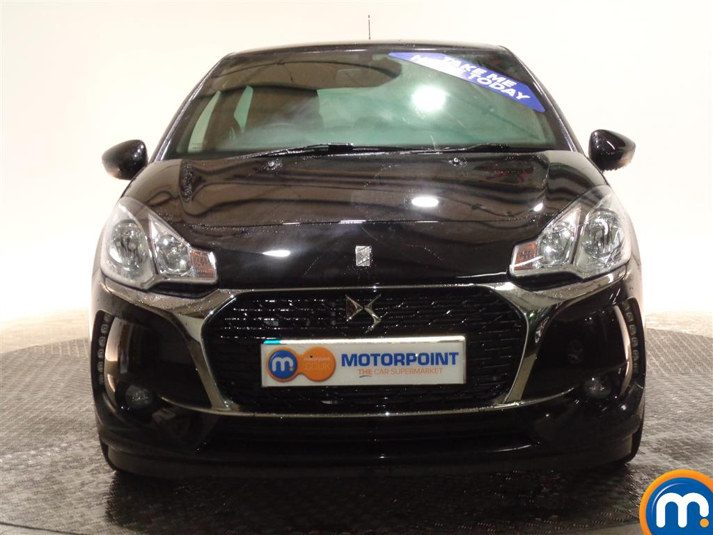 DS Ds 3 Connected Chic Manual Petrol Hatchback - Stock Number (961796) - Front bumper