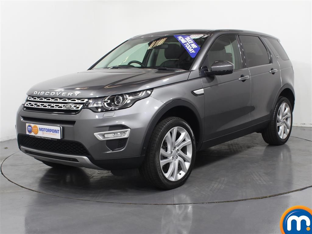 Land Rover Discovery Sport HSE Luxury - Stock Number (957624) - Passenger side front corner