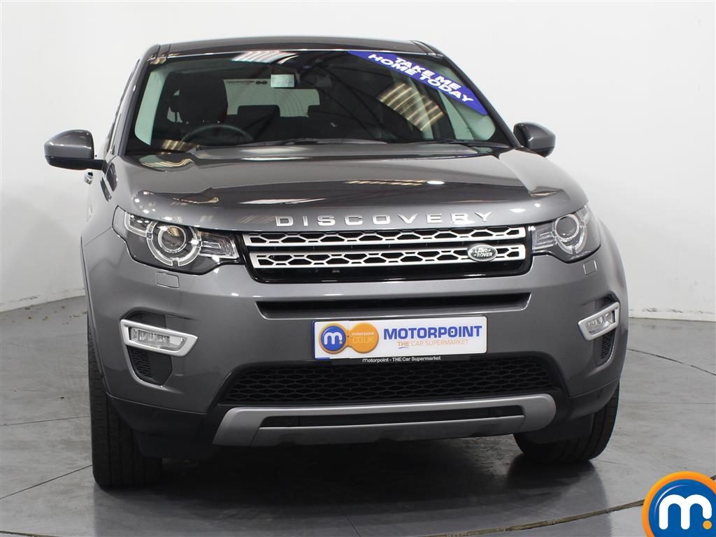 Land Rover Discovery Sport Hse Luxury Automatic Diesel 4X4 - Stock Number (957624) - Front bumper
