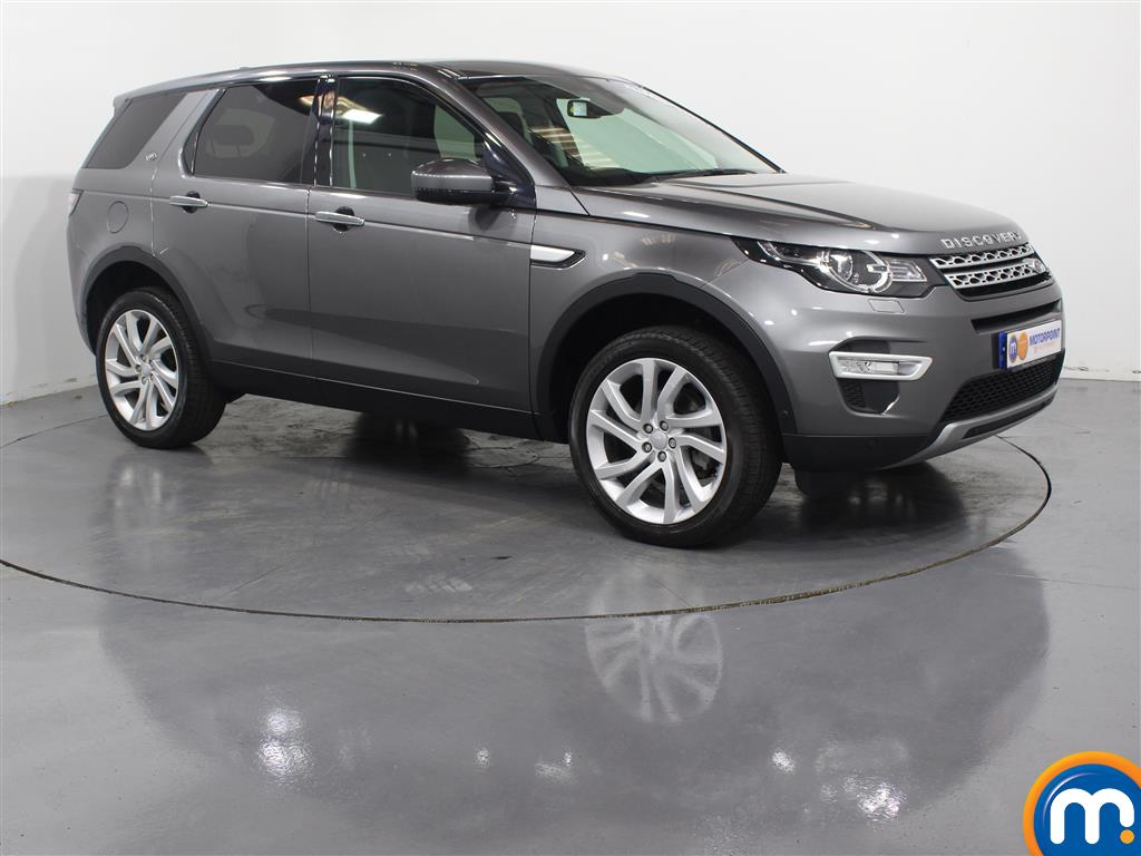Land Rover Discovery Sport Hse Luxury Automatic Diesel 4X4 - Stock Number (957624) - Drivers side front corner