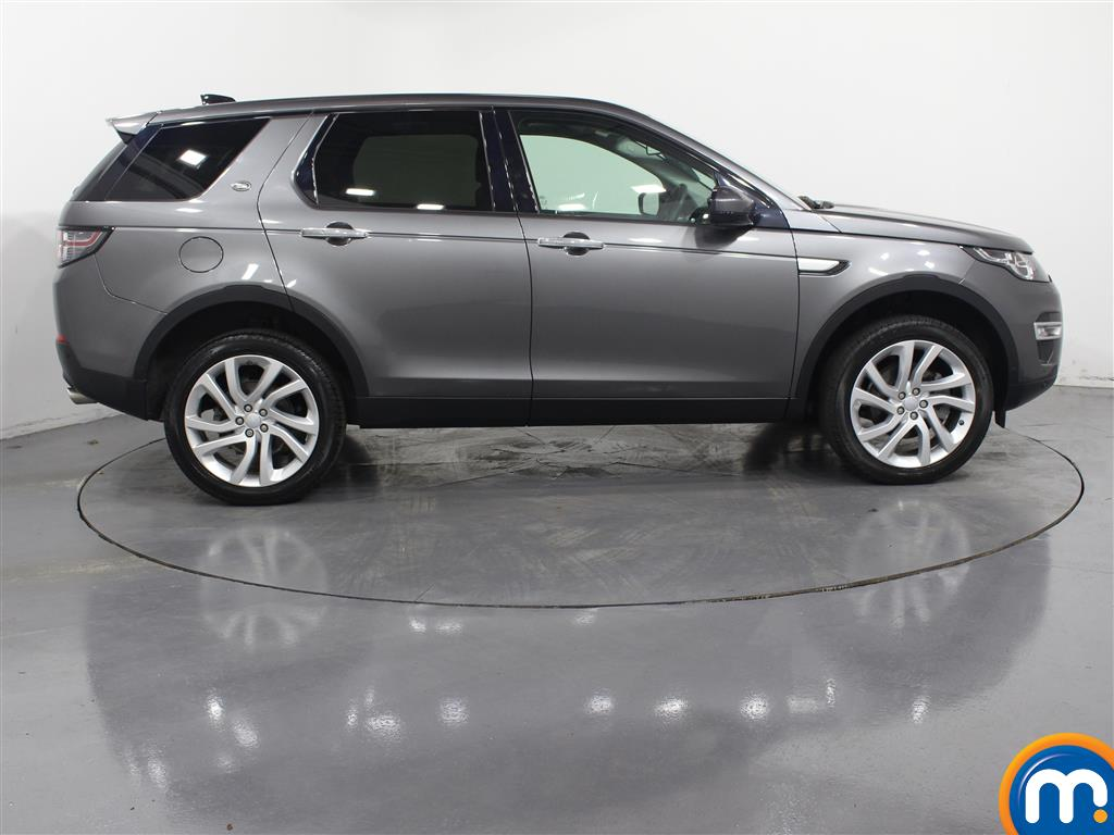 Land Rover Discovery Sport Hse Luxury Automatic Diesel 4X4 - Stock Number (957624) - Drivers side