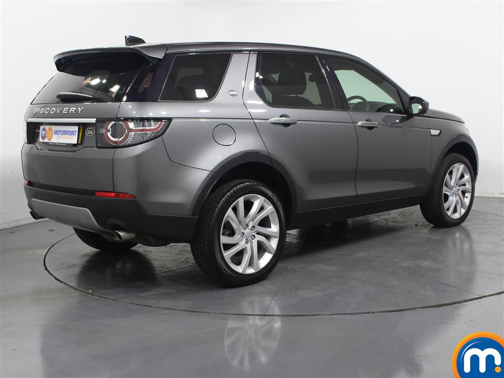 Land Rover Discovery Sport Hse Luxury Automatic Diesel 4X4 - Stock Number (957624) - Drivers side rear corner