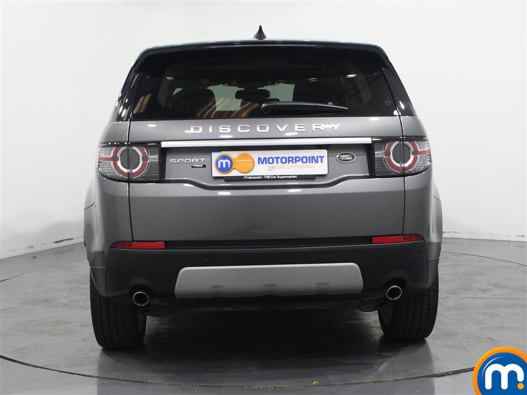 Land Rover Discovery Sport Hse Luxury Automatic Diesel 4X4 - Stock Number (957624) - Rear bumper