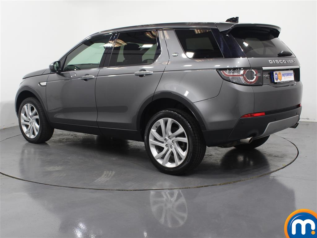 Land Rover Discovery Sport Hse Luxury Automatic Diesel 4X4 - Stock Number (957624) - Passenger side rear corner