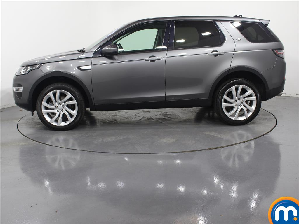 Land Rover Discovery Sport Hse Luxury Automatic Diesel 4X4 - Stock Number (957624) - Passenger side