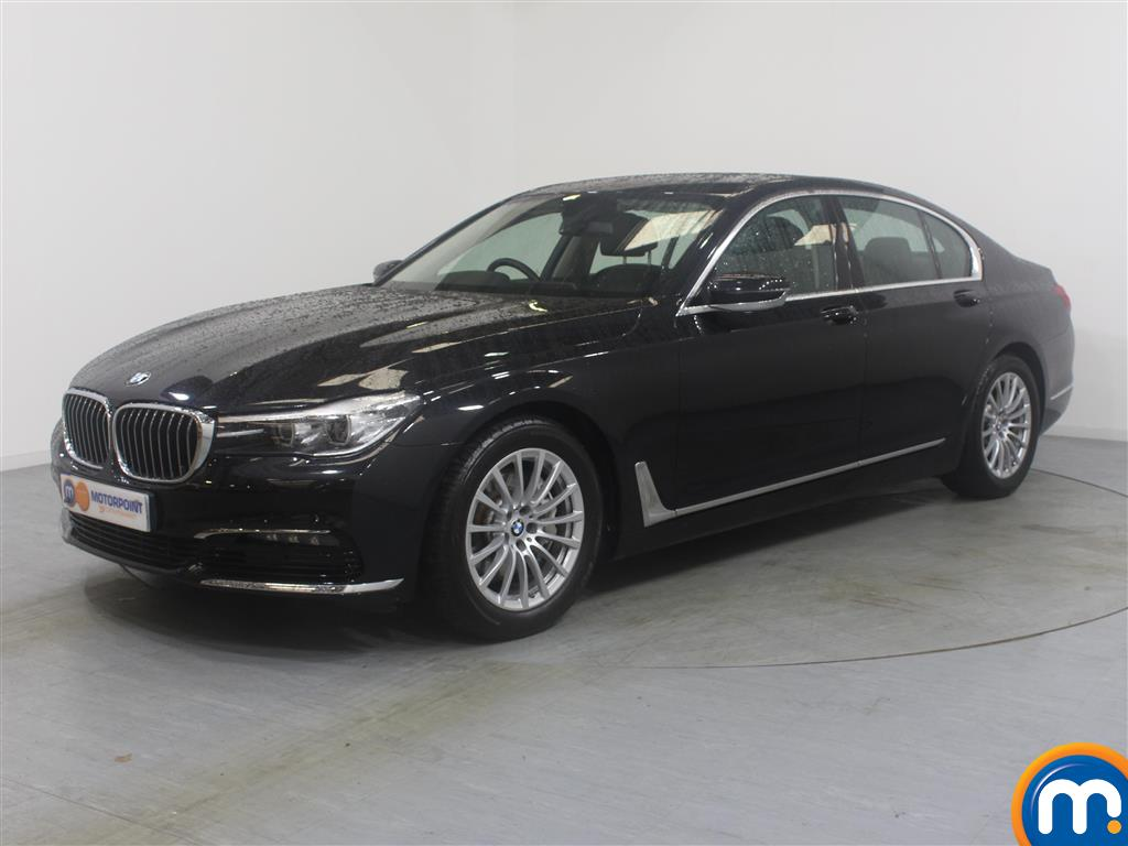 BMW 7 Series 730d 4dr Auto - Stock Number (962764) - Passenger side front corner