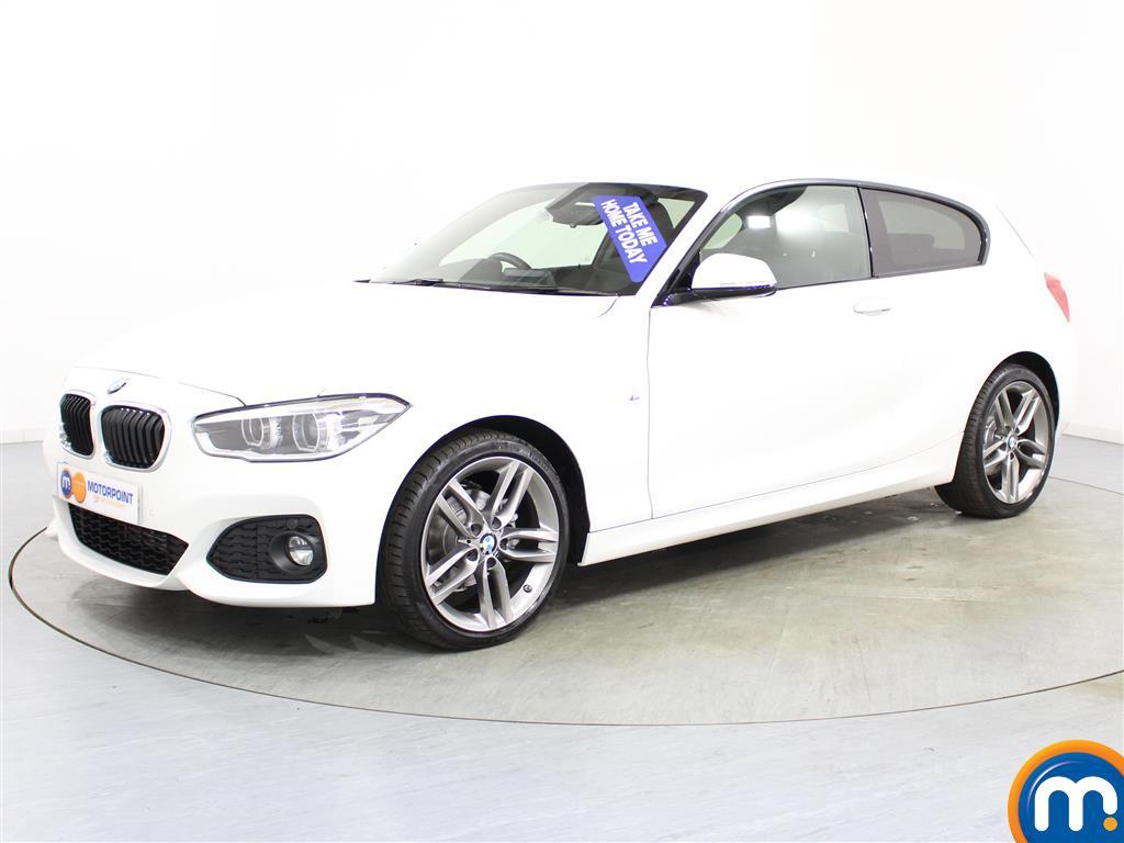BMW 1 Series M Sport - Stock Number (959785) - Passenger side front corner