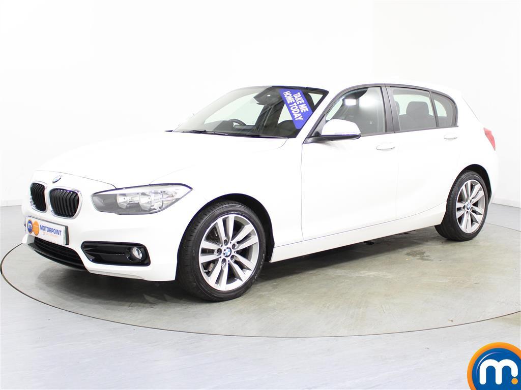 BMW 1 Series Sport - Stock Number (959794) - Passenger side front corner