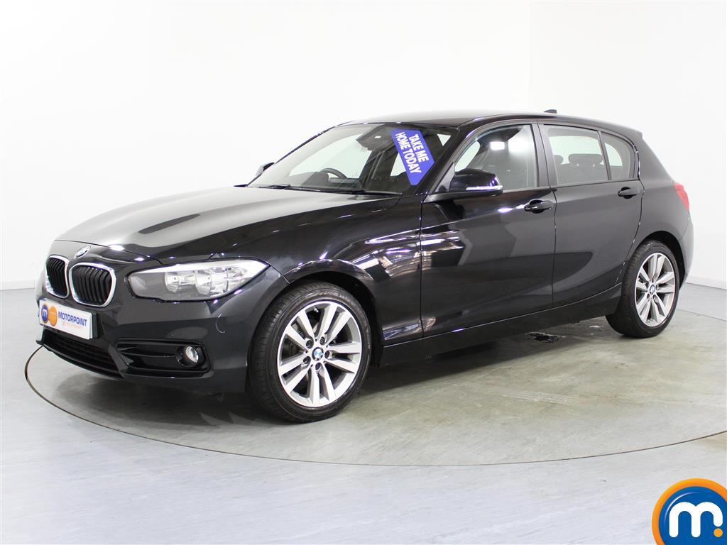 BMW 1 Series Sport - Stock Number (960032) - Passenger side front corner