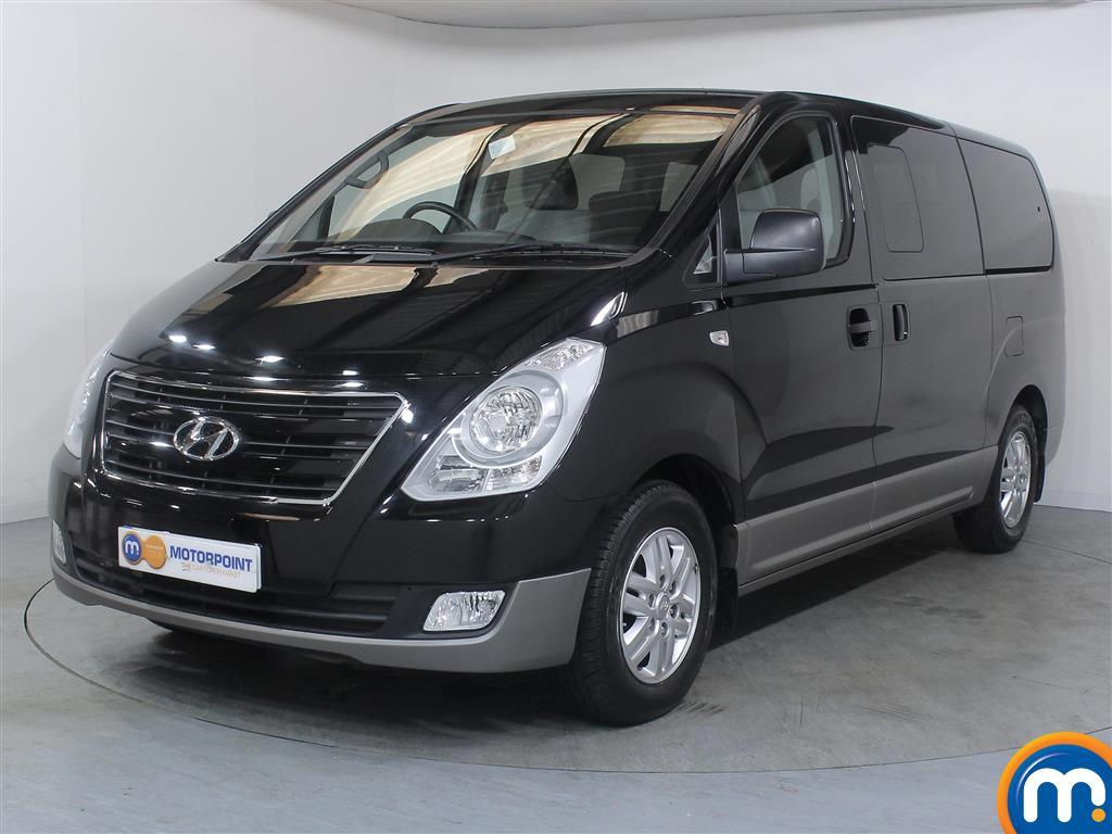 Hyundai I800 SE Nav - Stock Number (959721) - Passenger side front corner