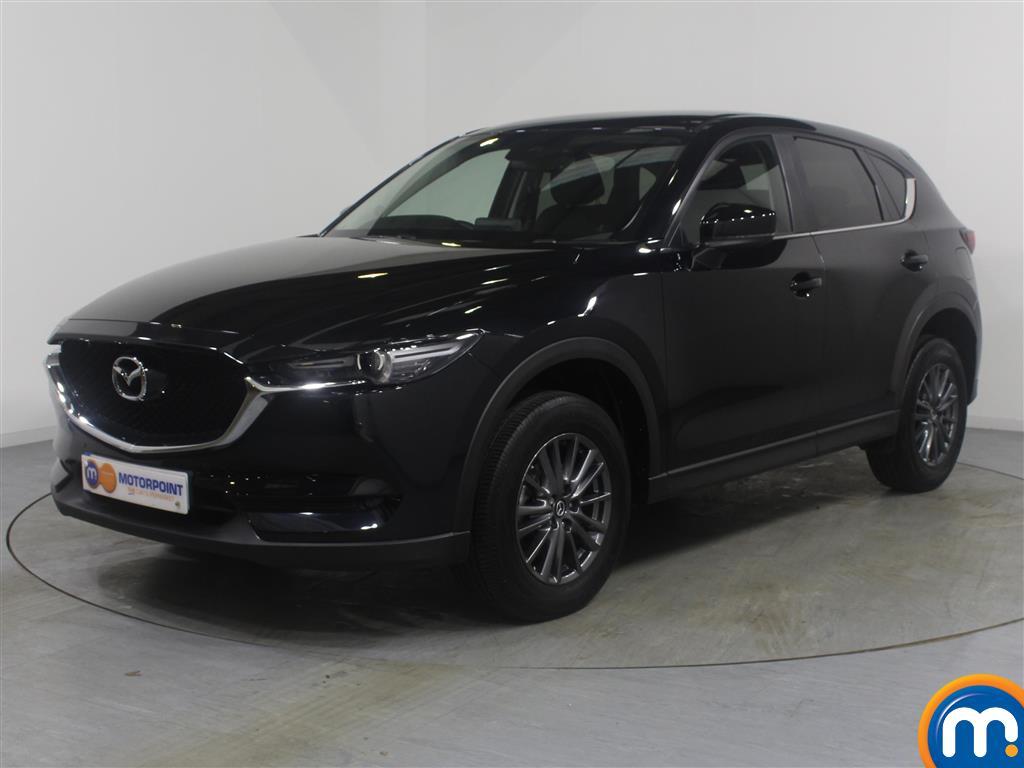 Mazda Cx-5 SE-L Nav - Stock Number (957672) - Passenger side front corner
