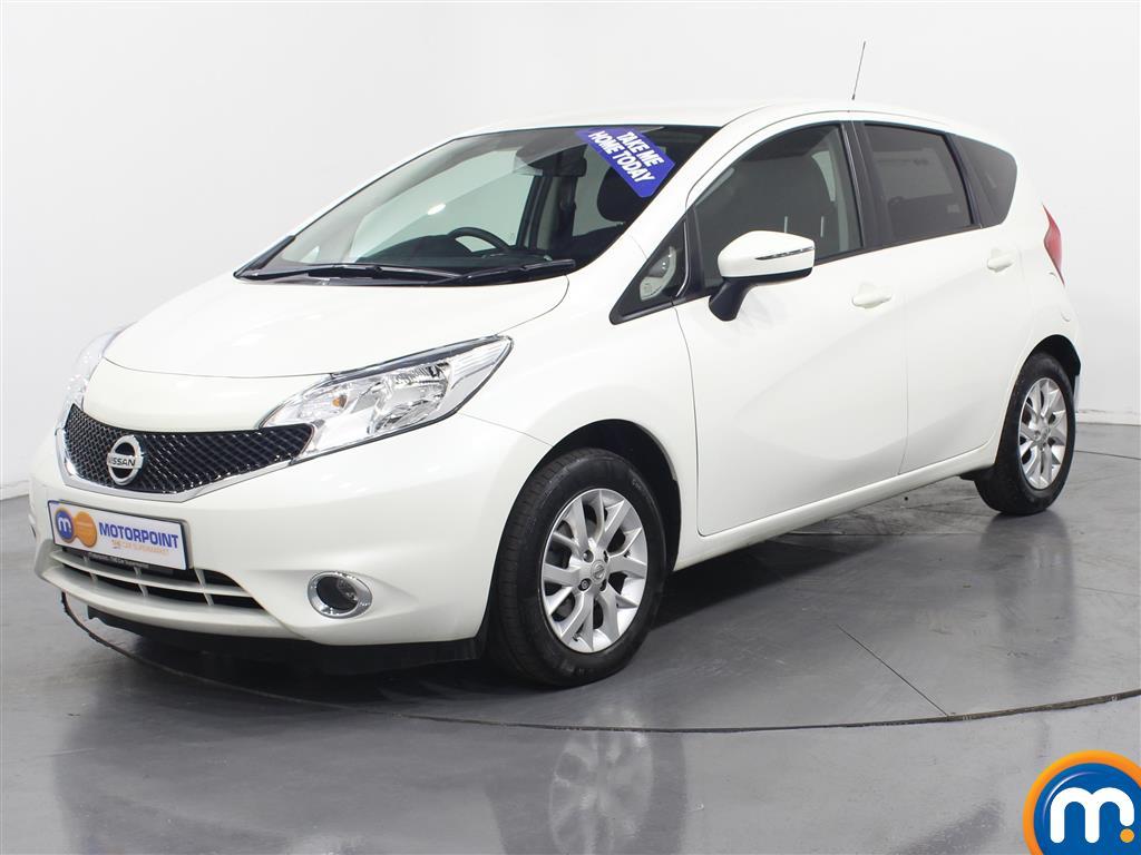 Nissan Note Acenta Premium - Stock Number (961899) - Passenger side front corner