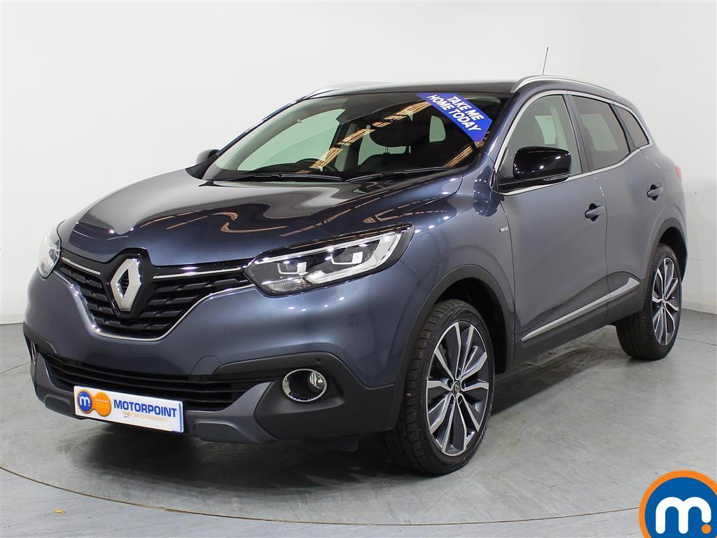 Renault Kadjar Signature Nav Manual Diesel Hatchback - Stock Number (960668) - Passenger side front corner