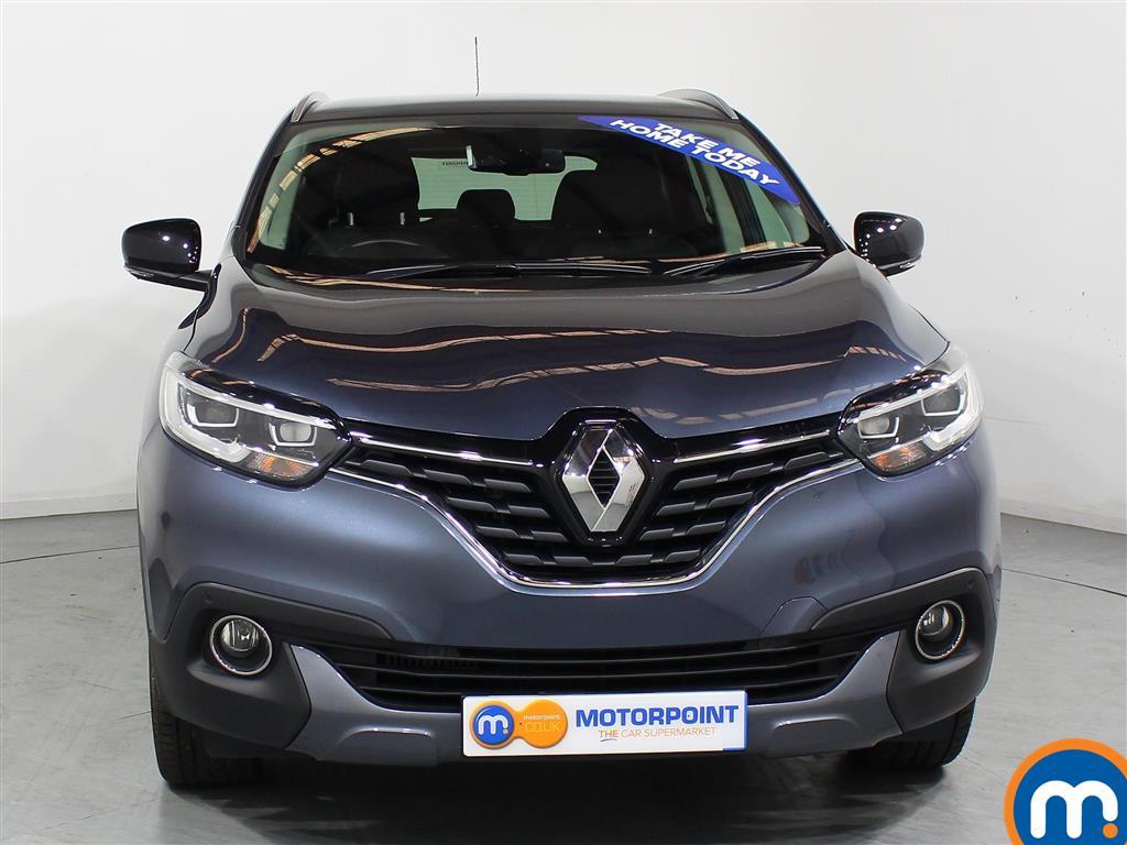 Renault Kadjar Signature Nav Manual Diesel Hatchback - Stock Number (960668) - Front bumper