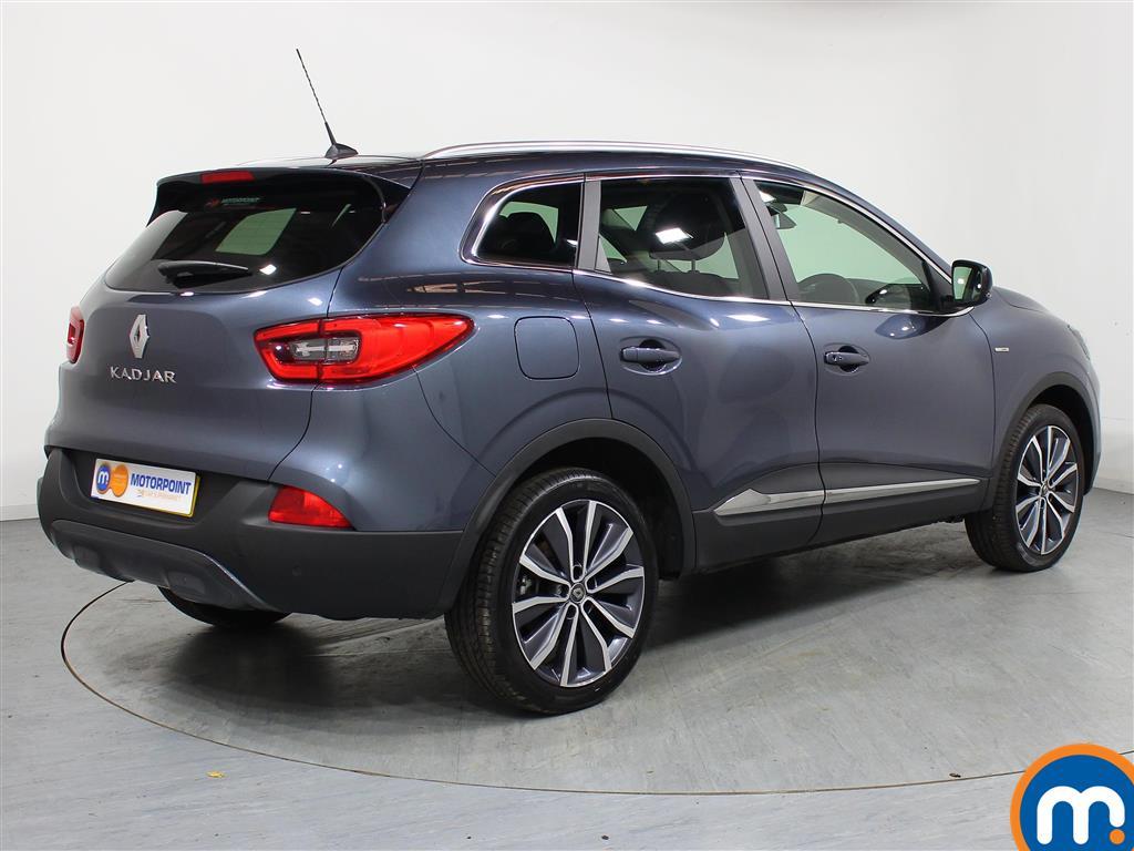Renault Kadjar Signature Nav Manual Diesel Hatchback - Stock Number (960668) - Drivers side rear corner