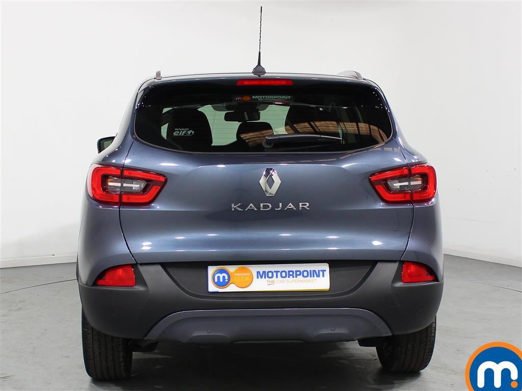 Renault Kadjar Signature Nav Manual Diesel Hatchback - Stock Number (960668) - Rear bumper