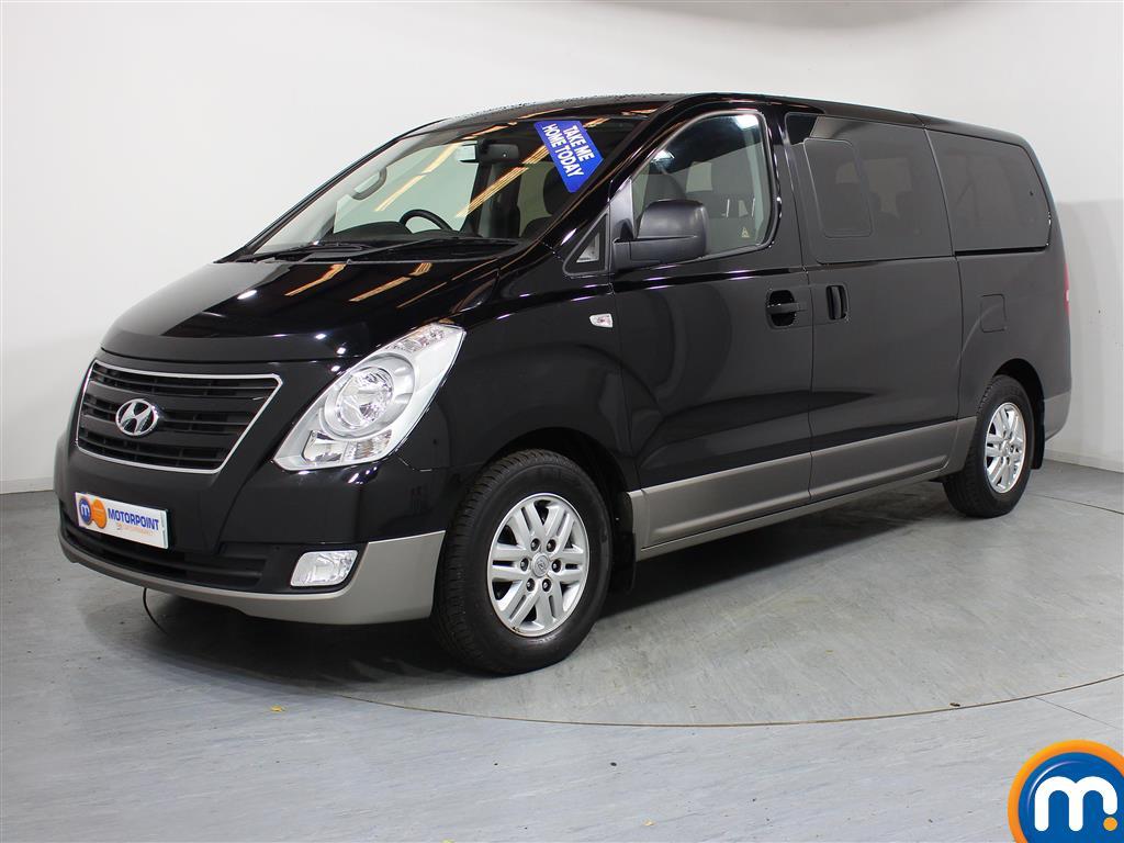 Hyundai I800 SE Nav - Stock Number (959656) - Passenger side front corner
