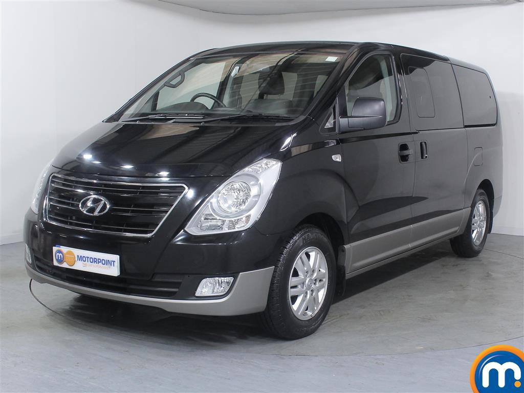 Hyundai I800 SE Nav - Stock Number (959653) - Passenger side front corner
