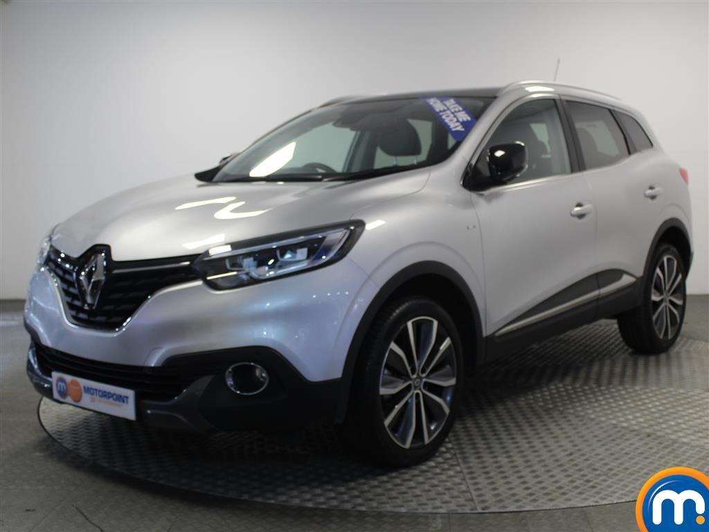 Renault Kadjar Signature Nav - Stock Number (957100) - Passenger side front corner