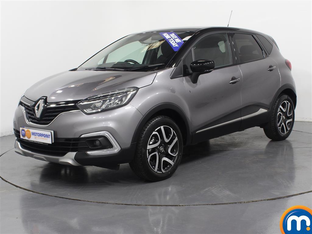 Renault Captur Dynamique S Nav - Stock Number (962542) - Passenger side front corner