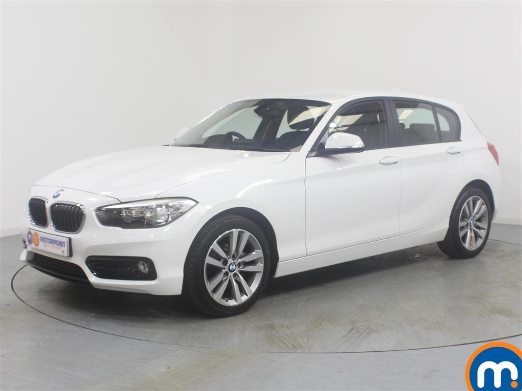 BMW 1 Series Sport - Stock Number (959860) - Passenger side front corner