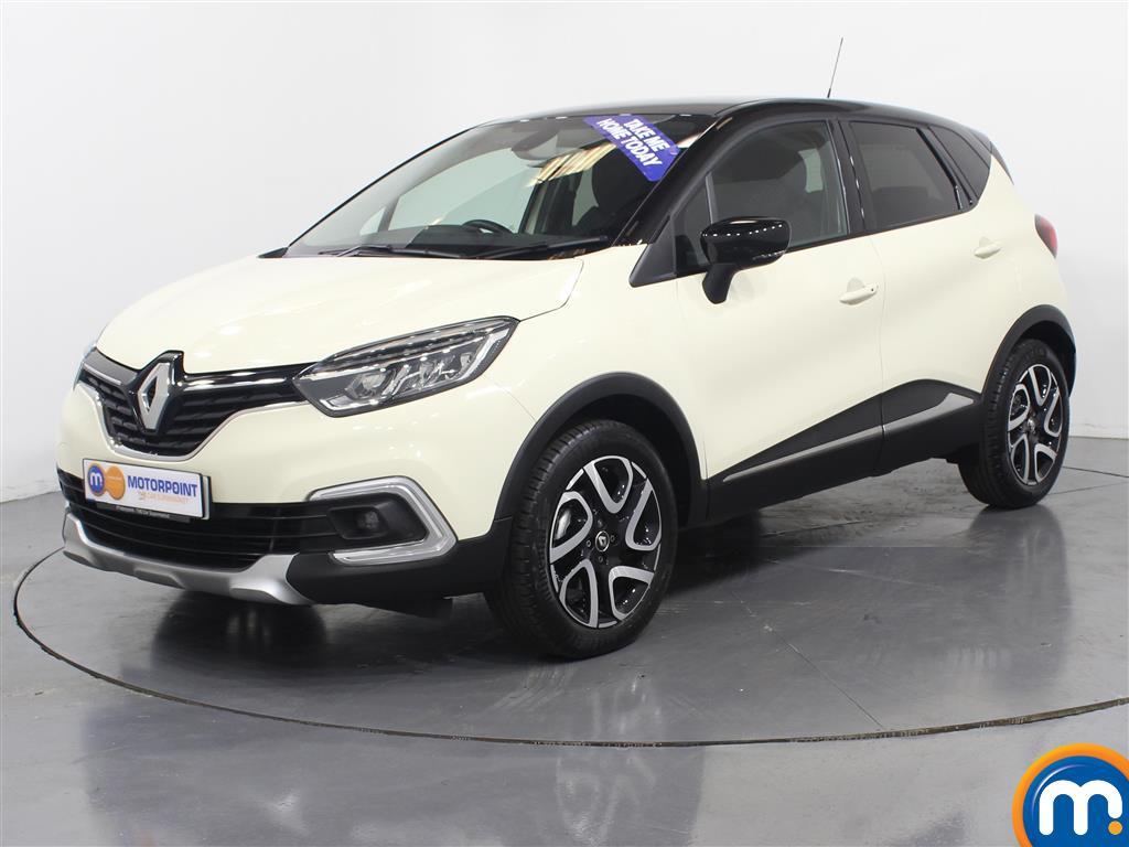 Renault Captur Dynamique S Nav - Stock Number (962544) - Passenger side front corner