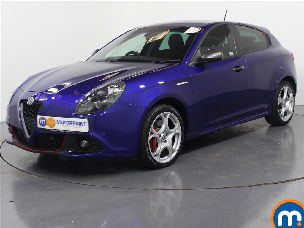 Alfa Romeo Giulietta Diesel Hatchback