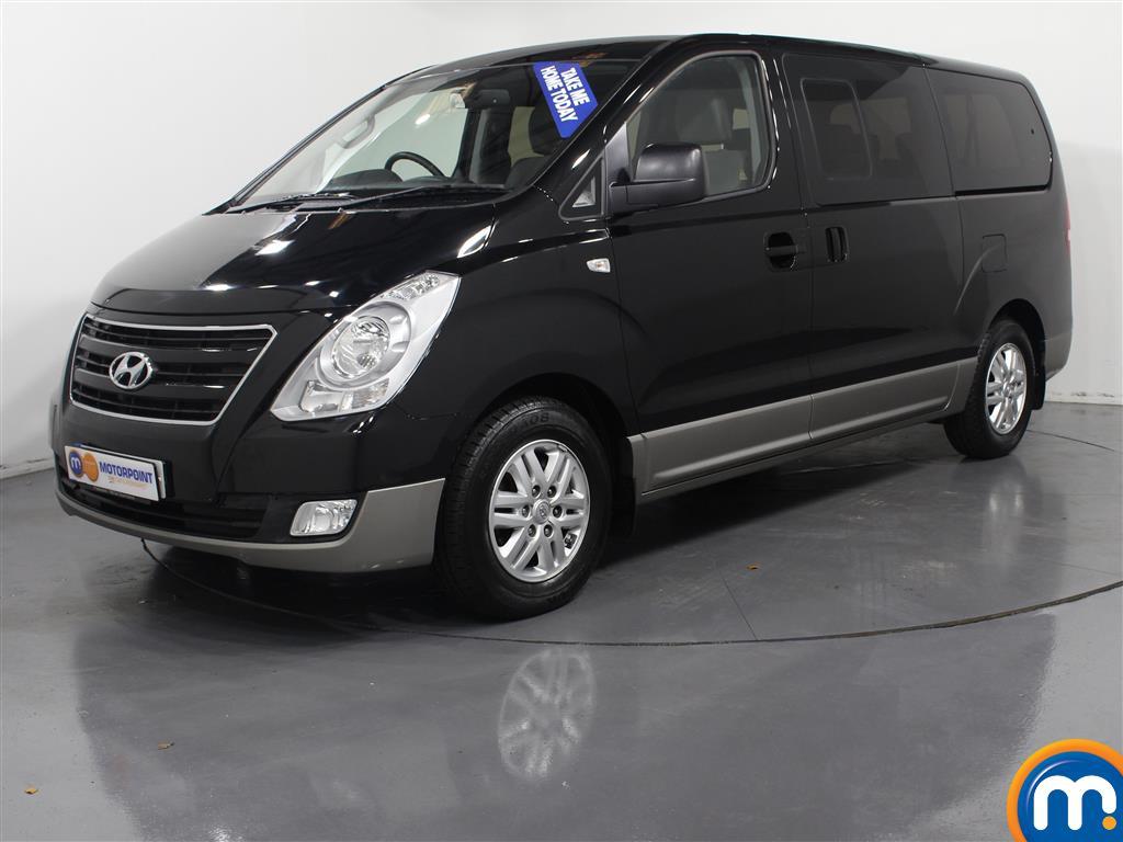 Hyundai I800 SE Nav - Stock Number (959723) - Passenger side front corner