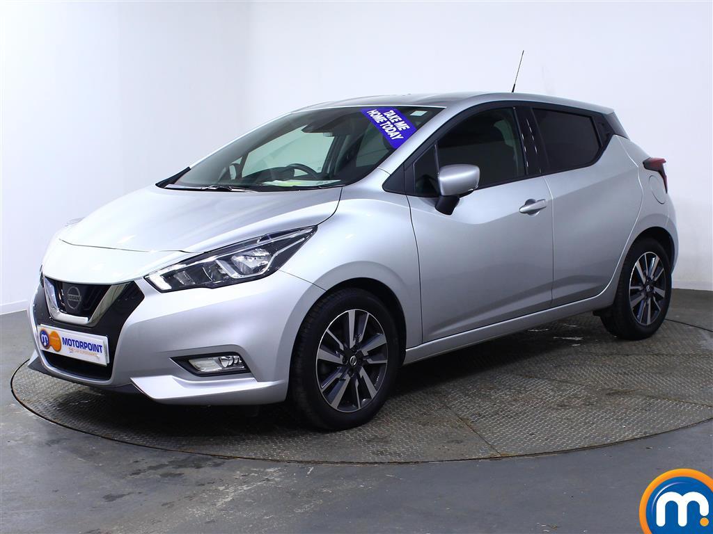 Nissan Micra N-Connecta - Stock Number (964331) - Passenger side front corner