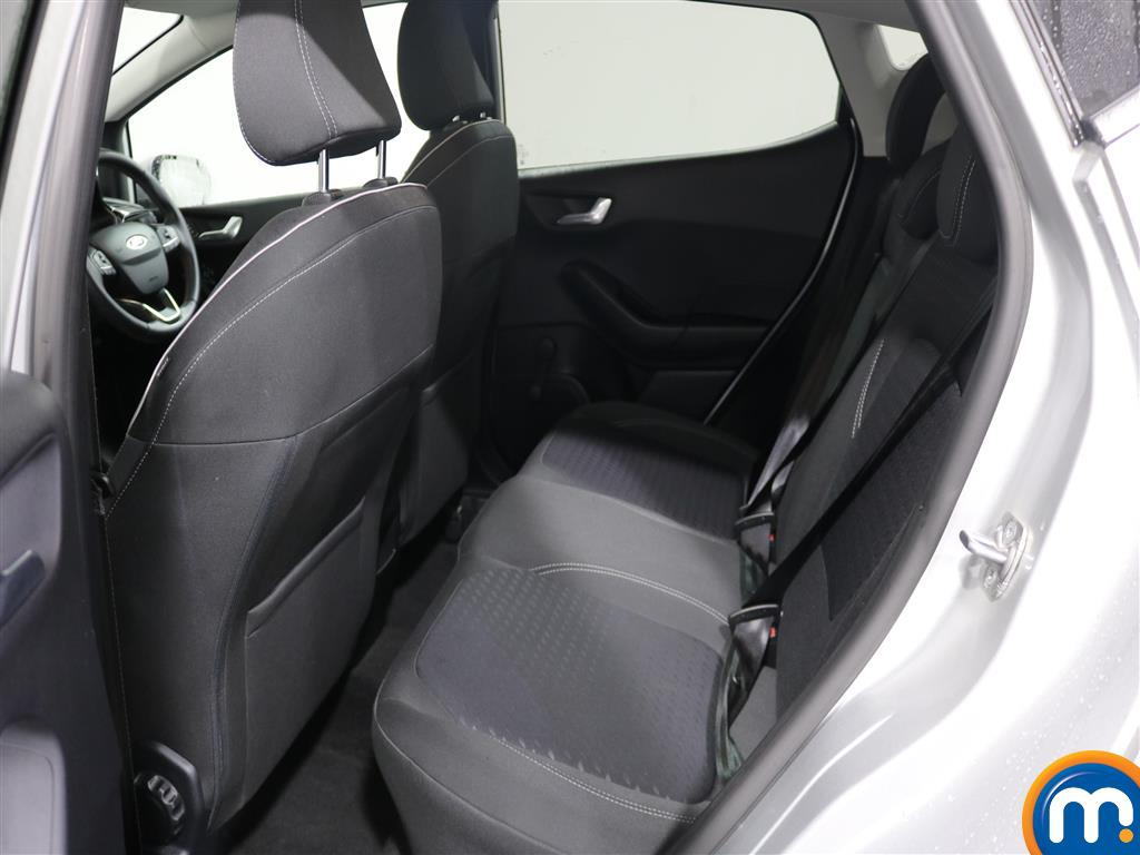 Ford Fiesta Titanium Manual Petrol Hatchback - Stock Number (962564) - 4th supplementary image