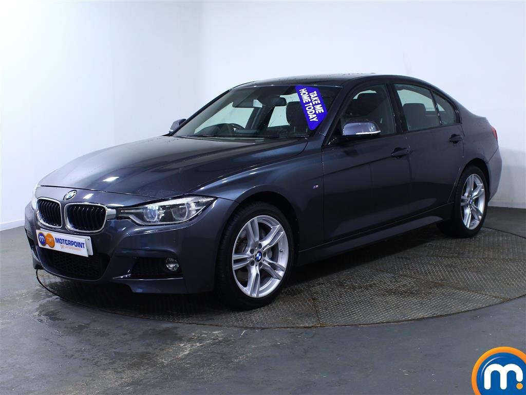 BMW 3 Series M Sport - Stock Number (966106) - Passenger side front corner