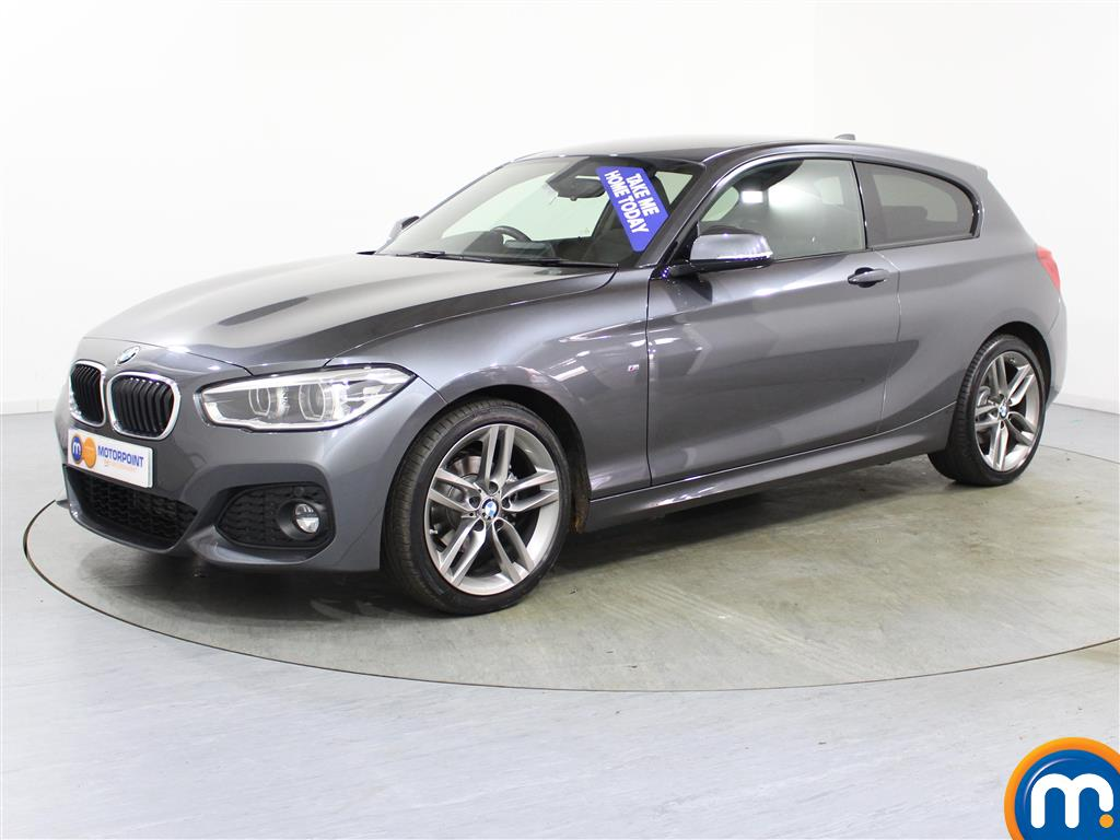 BMW 1 Series M Sport - Stock Number (959894) - Passenger side front corner