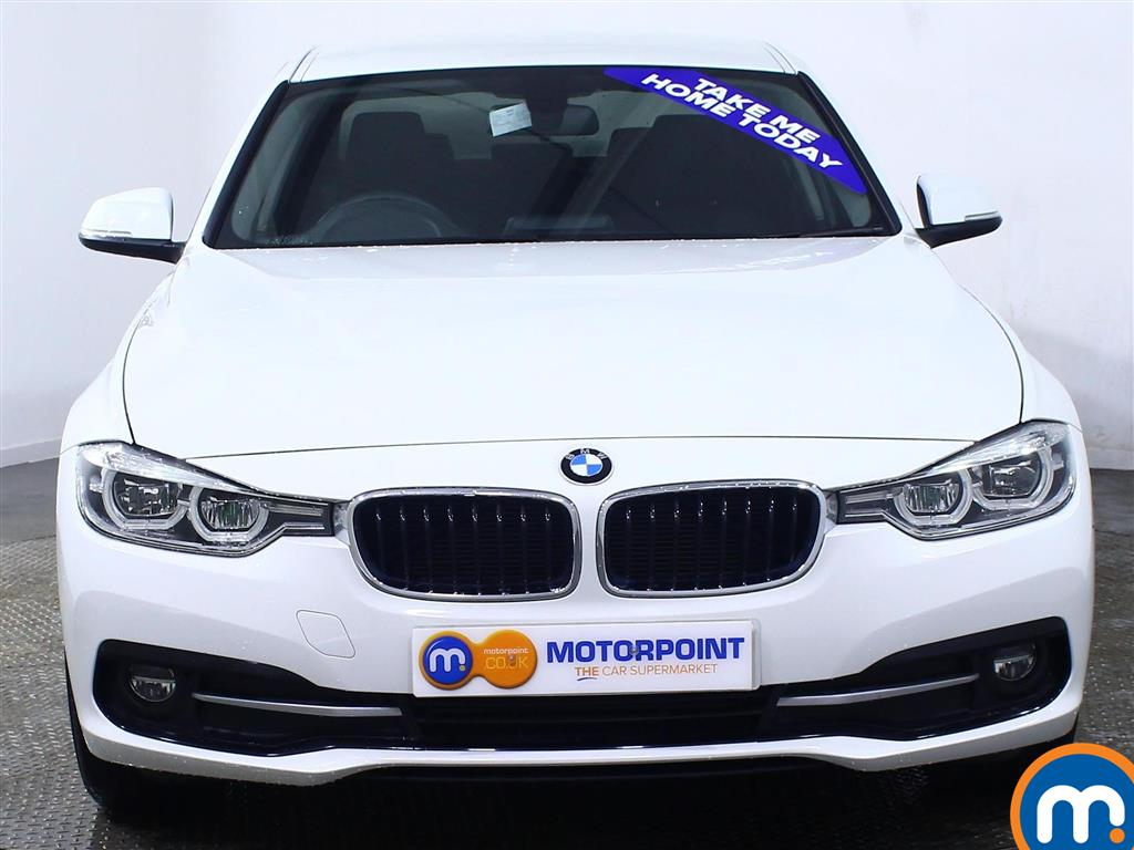 BMW 3 Series Sport Manual Petrol Saloon - Stock Number (967562) - Front bumper